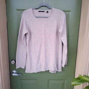 Cyrus Super Soft Scoop Neck Sweater